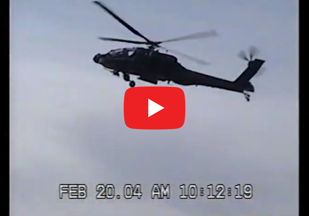 Rohan Helicopter Video